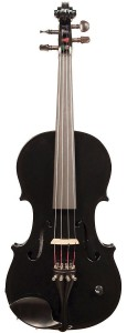 Barcus Berry Vibrato-AE Series BAR-AEBK Acoustic-Electric Violin