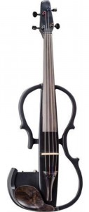 Plug 'n Play 4-string Electric Violin Outfit