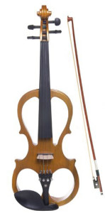 Cecilio 4/4CEVN-1Y Electric Violin