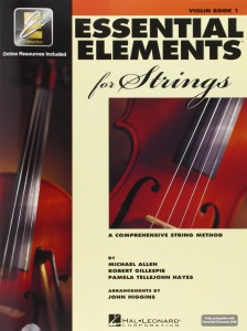 Essential Elements for Strings Book 1 with EEi (Michael Allen)
