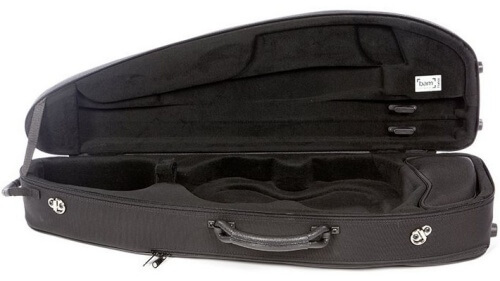 BAM St. Germain Shaped Violin Case