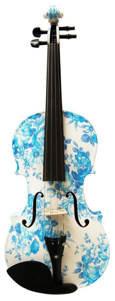 Kinglos 4/4 Colored Violin