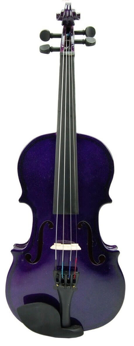 Merano 4/4 Purple Violin