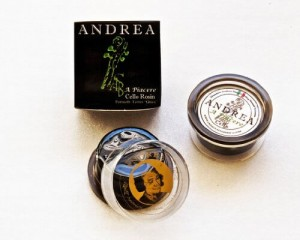 "Andrea A Piacere Cello Rosin ""Green"""