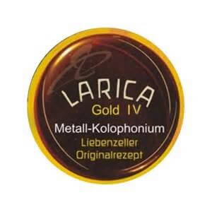 Liebenzeller Larica Gold IV Rosin, Cello Soft