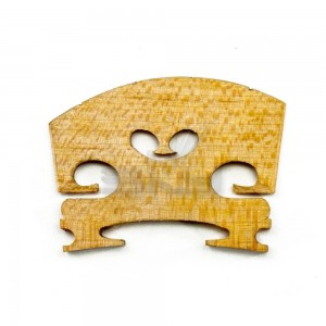 SKY High Quality Fitted 4/4 Full Size Violin Maple Bridge