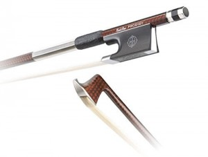 CodaBow Prodigy Carbon Fiber Violin Bow