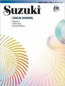 Suzuki Violin Book 1