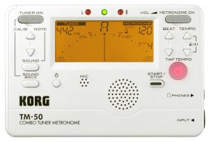 Korg TM50PW Instrument Tuner