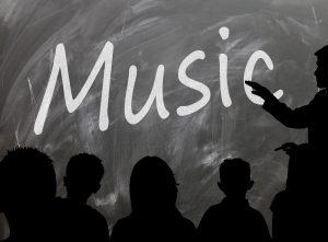 music teacher study