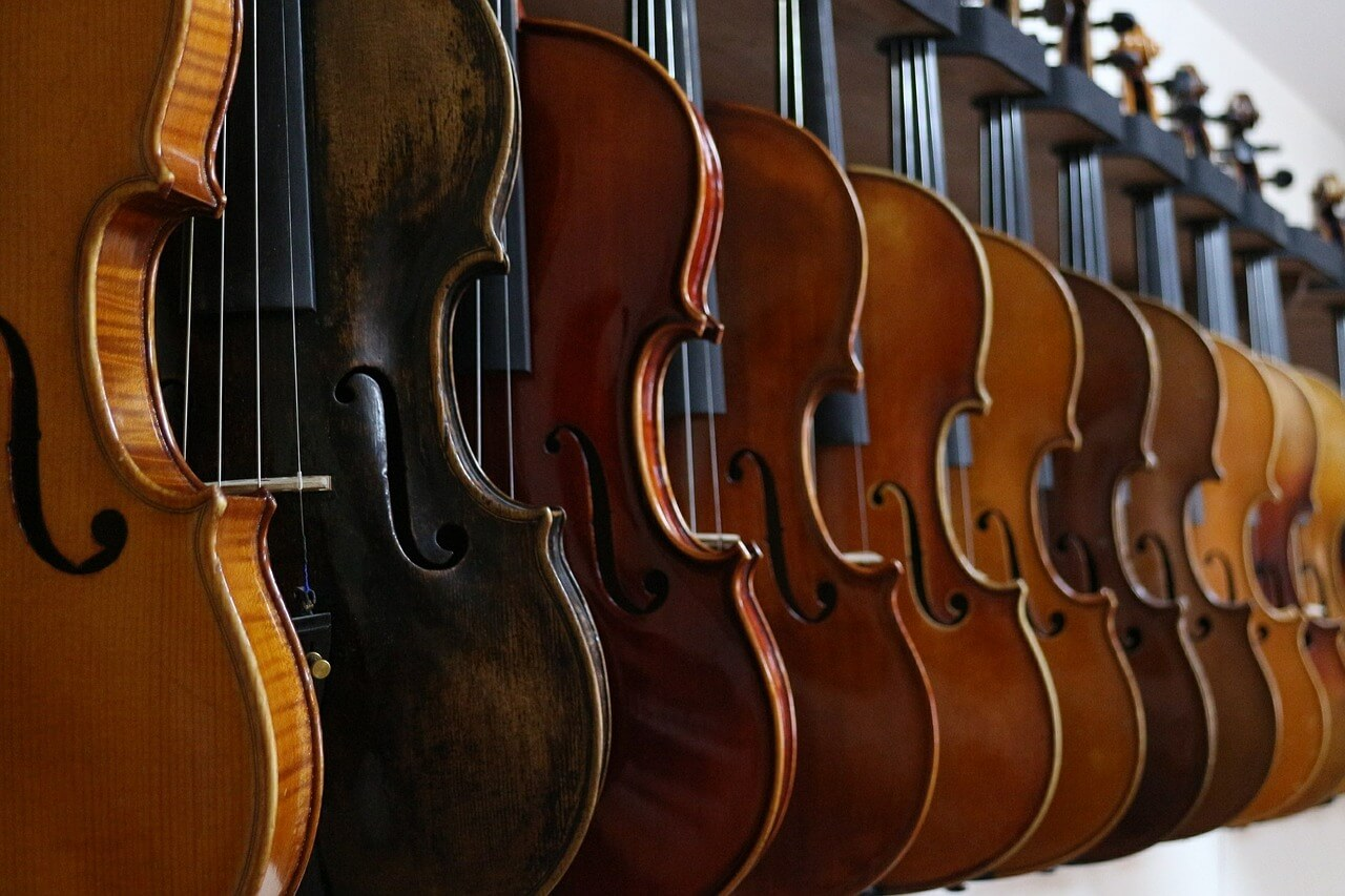 violin collection