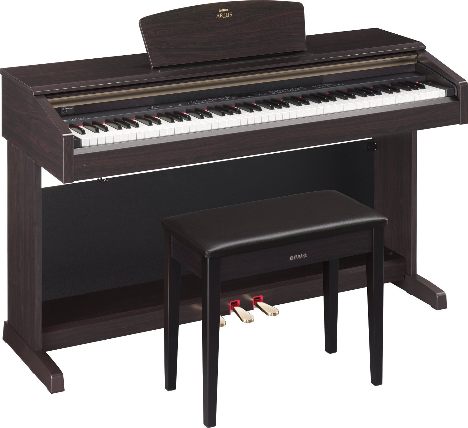 Yamaha Arius YDP-181 Review