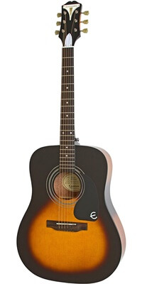Epiphone Pro-1 Acoustic Guitar for Beginners