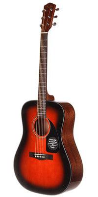 Fender DG-8S Acoustic Guitar Pack