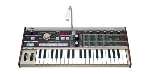 Korg Microkorg 37-Key Analog Modeling Synthesizer