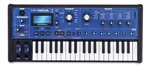 Novation MiniNova Analog Modeling Synthesizer