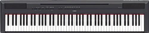 Yamaha P-115B 88-Key Graded Hammer Standard Digital Piano