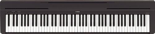 Yamaha P-45 88-Key Weighted Action Digital Piano