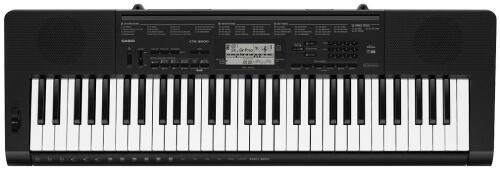Casio CTK-3500 61-Key Touch Sensitive Portable Keyboard