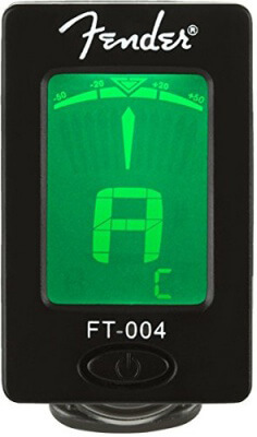 Fender Clip-On Tuner FT-004