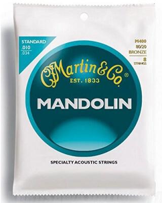 Martin M400 Mandolin Strings