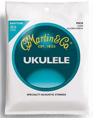 Martin M630 Baritone Ukulele Strings