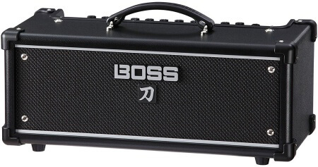 Boss Katana Head Portable 100W Guitar Amplifier