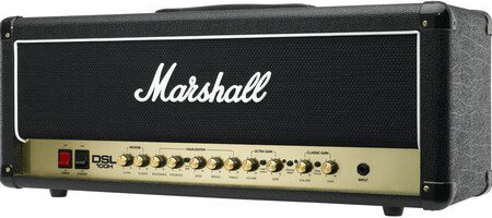 Marshall DSL100H All-Tube Guitar Amplifier