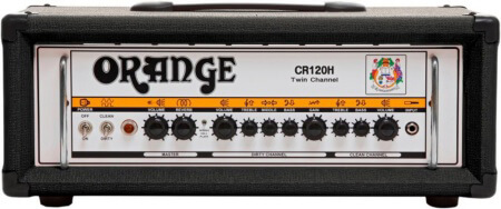 Orange Amplifiers Crush Pro CR120H Guitar Amp