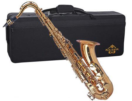 Kaizer Tenor Saxophone TSAX-1000LQ
