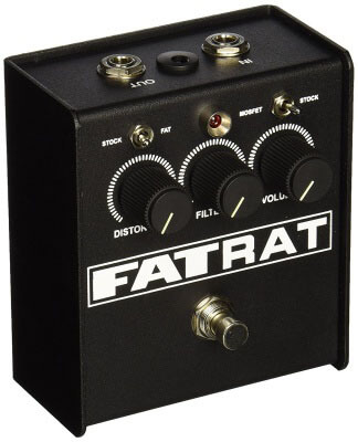 ProCo Sound FATRAT Distortion Pedal