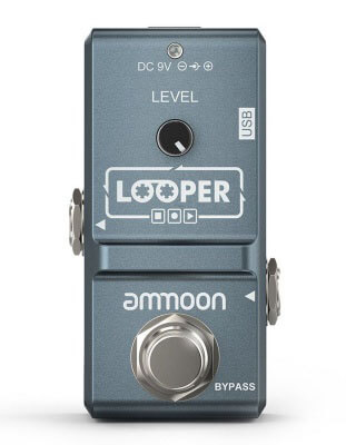 ammoon AP-09 Nano Loop - good cheap looper pedal
