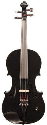 Barcus Berry Vibrato-AE Series BAR-AEBK Acoustic-Electric Violin