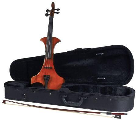 Cremona SV-180E Premier Student Electric Violin Outfit
