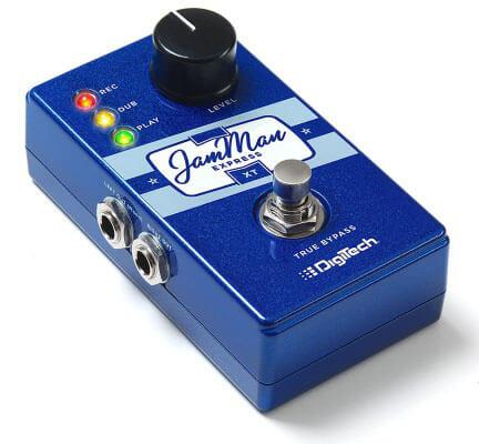 Digitech JMEXTV JamMan - simple and effective pedal