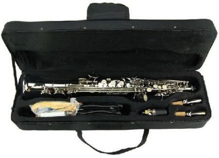 Merano Silver - the best student soprano sax
