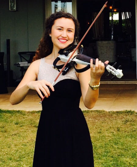 Phoenix Performer - the best electric violin right now
