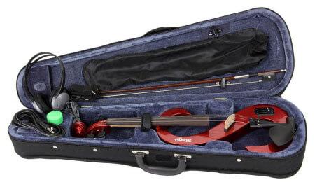 Stagg EVN 4/4 Silent Violin Set