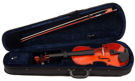 ADM Solidwood Entry Level Violin Outfit