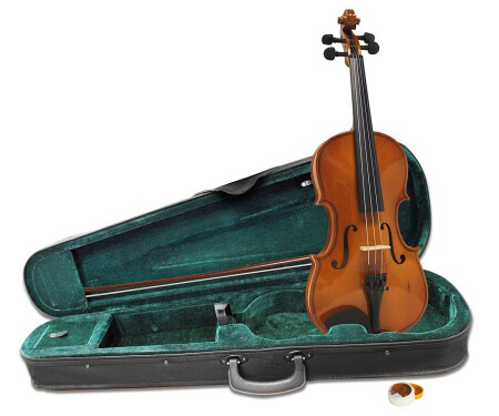 Windsor MI-1008 1/2 Size Violin Outfit