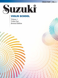 Suzuki Violin School Violin Part, Vol. 1 (Dr. Shinichi Suzuki)