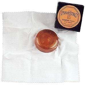 Pirastro Goldflex Rosin For Violin - Viola - Cello
