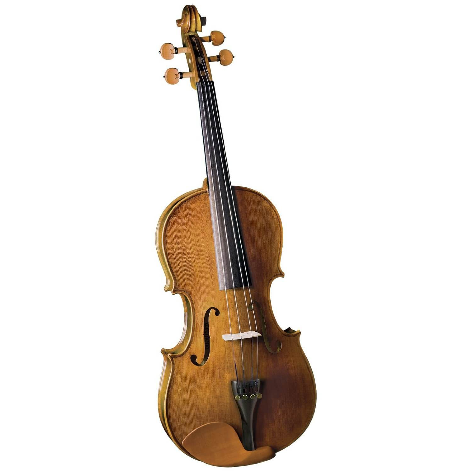 Cremona SVA-150 Premier Student Viola Outfit Full Size, Boxwood Fittings, Aging Toner, Prelude Strings, Deluxe Case