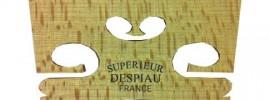 Despiau 4/4 Violin Bridge - Ready to Be Fitted