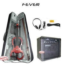 Electric Violin with 20 Watts Amplifier