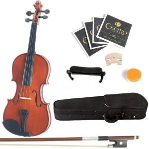 Mendini 1/2 MV Solid Wood Violin
