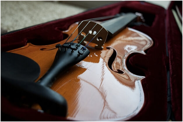 Change Your Violin Strings in a Snap
