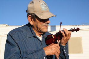 small violin