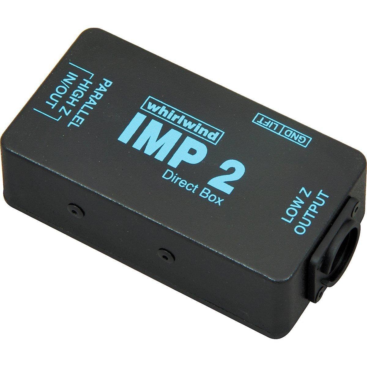 WhirlwindIMP 2 Standard Direct Box