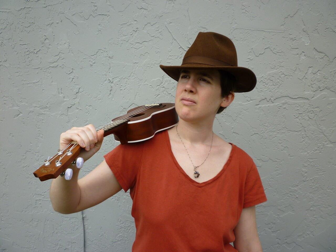 ukulele boy